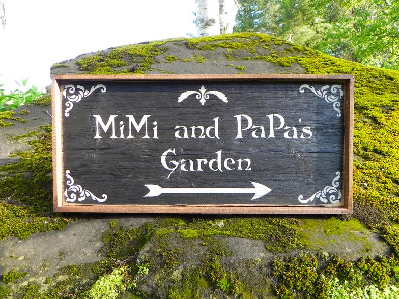 Custom Signs. Gorgeous Wood Personalized Signs