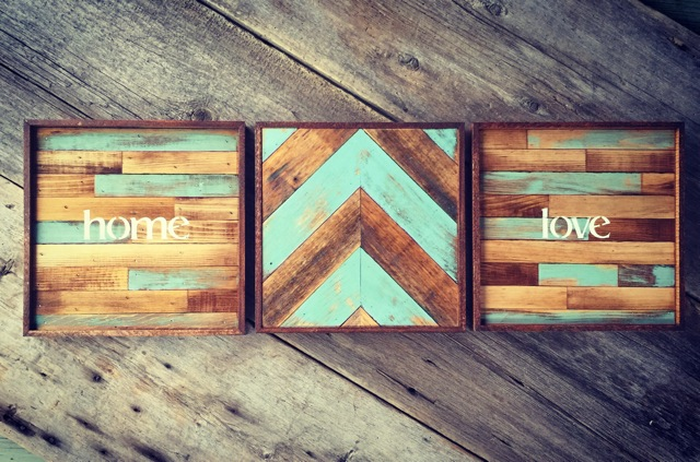What S New Wood Signs And Home Decor Arrows Table Top Boxes